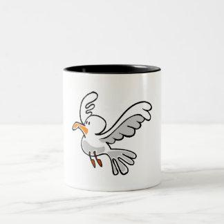 Cartoon Bird Mug