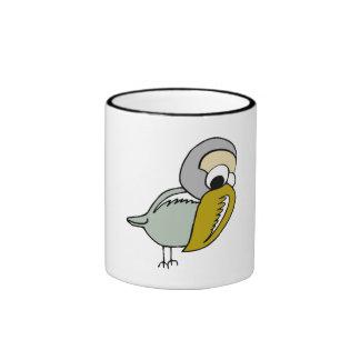 Cartoon Bird Mugs