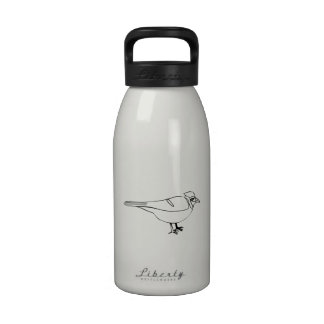 Cartoon Bird Water Bottles