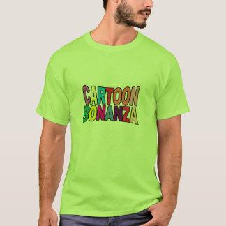 Cartoon Bonanza T-Shirt