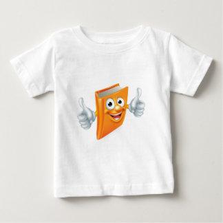 Cartoon Book Baby T-Shirt
