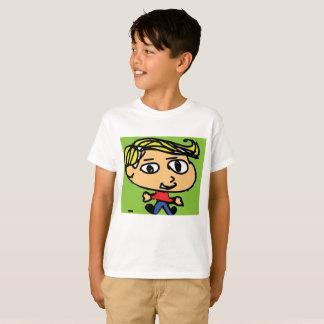 cartoon boy T-Shirt