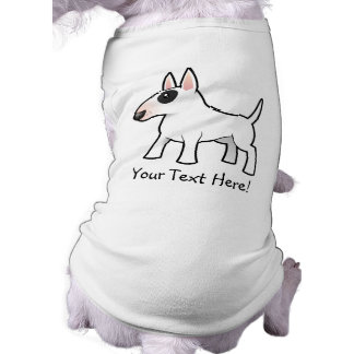 Cartoon Bull Terrier Pet Clothing