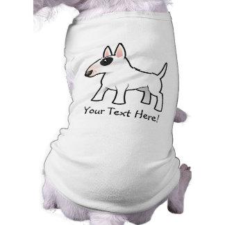 Cartoon Bull Terrier Pet Tee