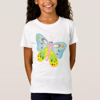Cartoon Butterfly T-Shirt
