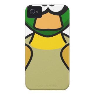 Cartoon Canard Duck iPhone 4 Case