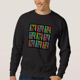 Cartoon Cattle Dogs Sweatshirt
