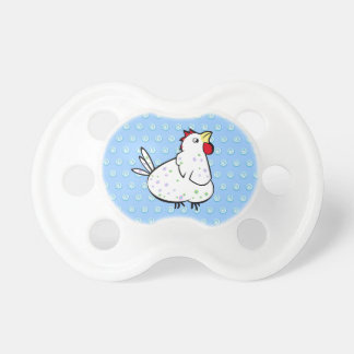 Cartoon Chicken Pacifier