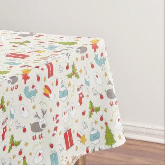 Cartoon Christmas bundle - Xmas gifts Tablecloth