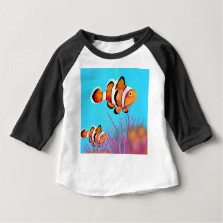 Cartoon clown fish baby T-Shirt