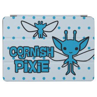 Cartoon Cornish Pixie Character Art iPad Air Cover