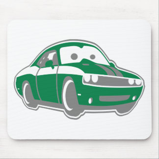 Cartoon-Coupe Mousepads
