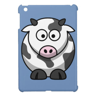 Cartoon Cow iPad Mini Cases