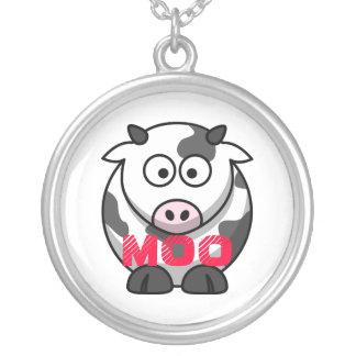 Cartoon Cow Necklace