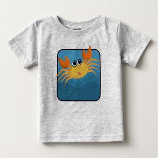 Cartoon Crab Baby T-Shirt