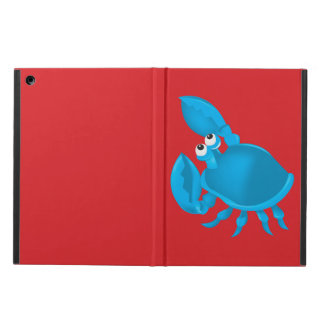 Cartoon crab cover for iPad air