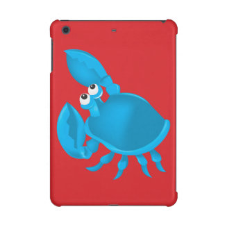 Cartoon crab iPad mini retina case
