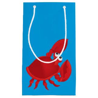 Cartoon crab small gift bag