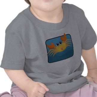 Cartoon Crab T-shirts
