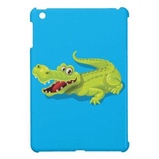 Cartoon Crocodile iPad Mini Cases