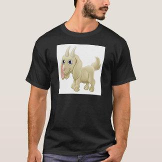 Cartoon Cute Goat Farm Animal T-Shirt