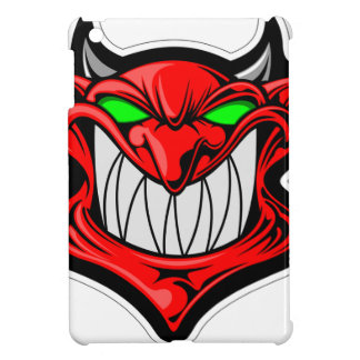 Cartoon Devil iPad Mini Cases