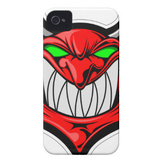 Cartoon Devil iPhone 4 Cases