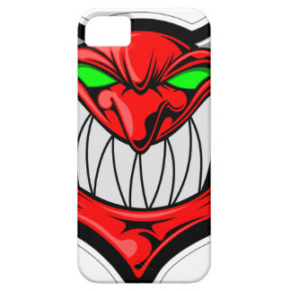 Cartoon Devil iPhone 5 Cases