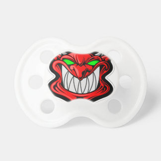 Cartoon Devil Pacifier