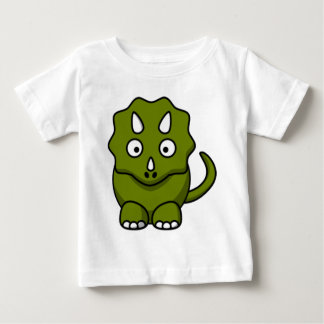 Cartoon Dinosaur Baby T-Shirt