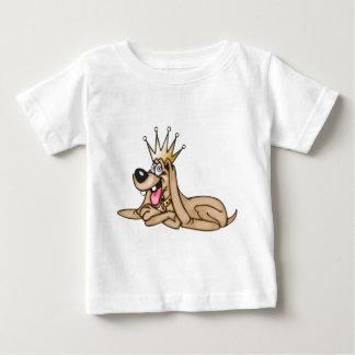 Cartoon Dog King T Shirts