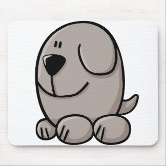 Cartoon Dog Mouse Pad