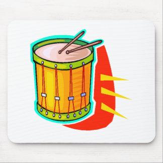 Cartoon Drum Mousepad