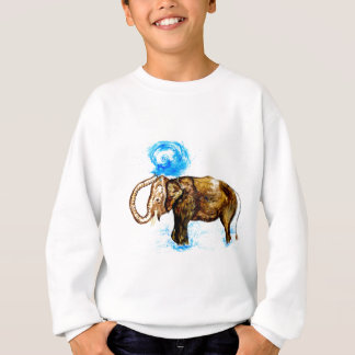 Cartoon Elephant2 Sweatshirt