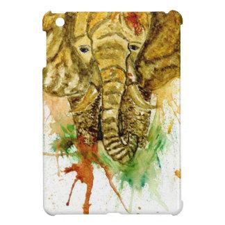 Cartoon Elephant iPad Mini Case