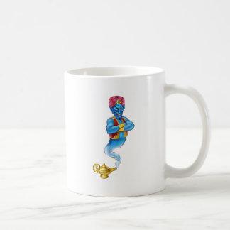 Cartoon Evil Aladdin Genie Coffee Mug