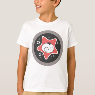 Cartoon Face T-Shirt