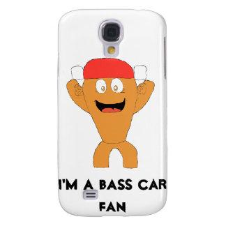 Cartoon Fish Nascar Fan