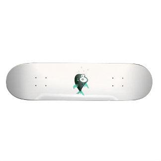 Cartoon Fish Custom Skateboard