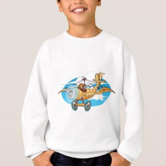 Cartoon Flivver Sweatshirt