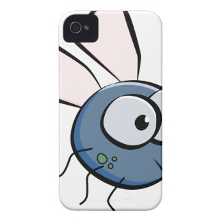 Cartoon Fly iPhone 4 Case-Mate Cases