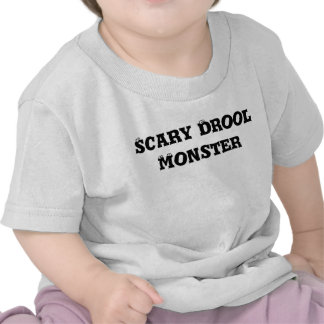 Cartoon Frankenstein Monster Face T-shirts