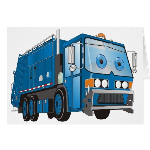 garbage truck cartoon - photo #19