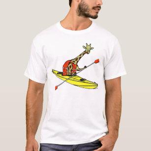 399235ab Funny Kayaking T-Shirts & Shirt Designs   Zazzle.ca
