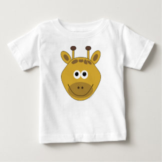Cartoon giraffe - tees