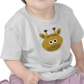 Cartoon giraffe - tshirt
