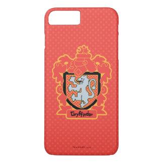 Cartoon Gryffindor Crest Case-Mate iPhone Case
