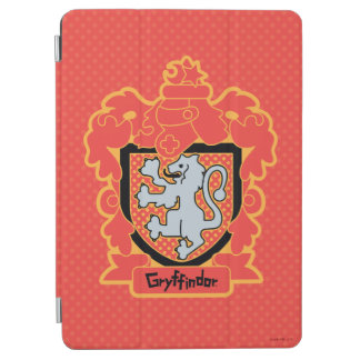 Cartoon Gryffindor Crest iPad Air Cover