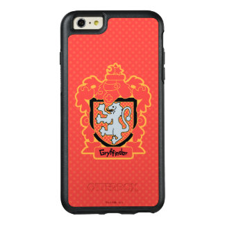 Cartoon Gryffindor Crest OtterBox iPhone 6/6s Plus Case
