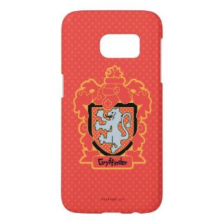 Cartoon Gryffindor Crest Samsung Galaxy S7 Case
